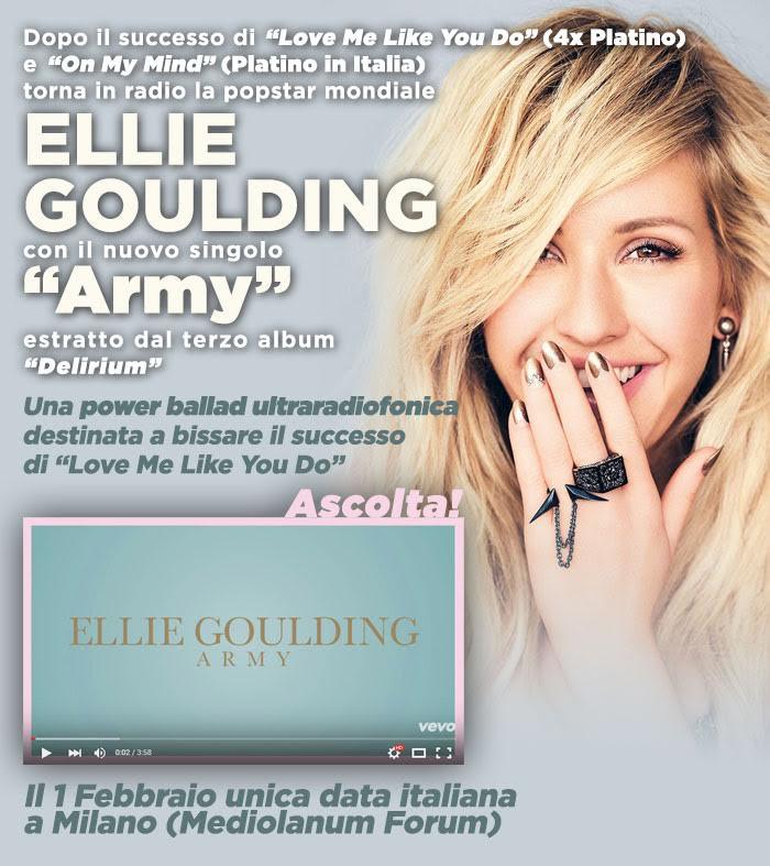Ellie Gouding Army