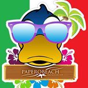 PAPERO BEACH Chupito Night 29:06:2012