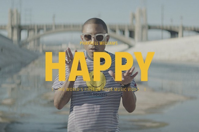 Pharrell Happy 02
