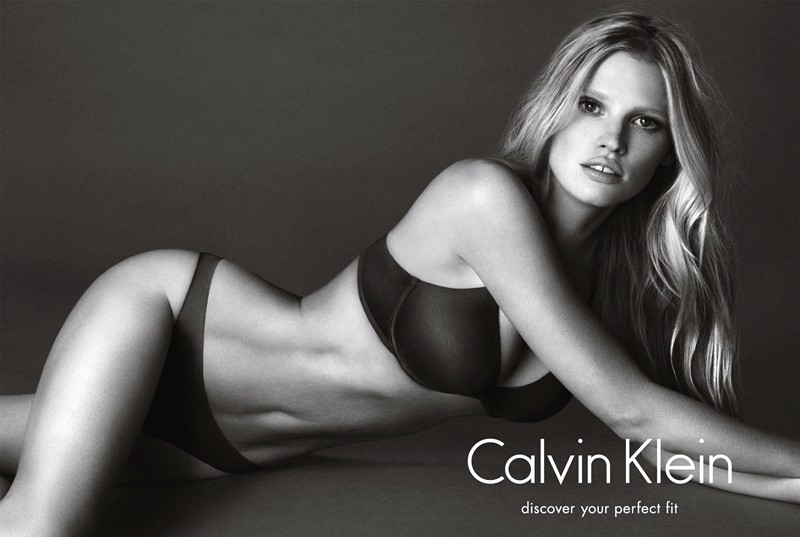 Calvin Klein Underwear-for-women-fall-winter-2014-15-ad-campaign-lara-stone-mert and-marcus-glamour-boys-inc-05