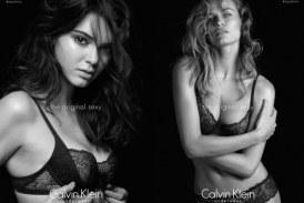 Calvin Klein: la lingerie tra pizzi e trasparenze per l'autunno inverno 2015-2016