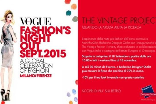 Vogue Fashion's Night Out 2015: ecco il calendario degli eventi a Milano