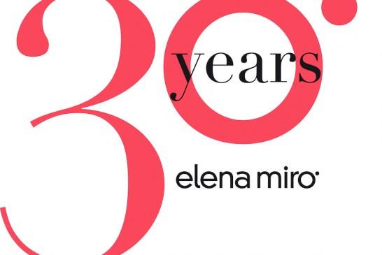 Elena Mirò: un tour per festeggiare 30 anni di successi