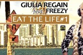 Giulia Regain and voice Mc Freezy with 2 remixes progressive house from Dj Manna and The Dreamers.