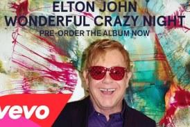 Universal Music Italy – Sanremo 2016: ELTON JOHN  Questa  SERA PRIMO OSPITE INTERNAZIONALE  SUL PALCO DELL'ARISTON.