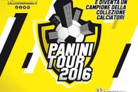 Centro Commerciale Porto Bolaro ( Rc ): ospiterà una tappa del PANINI TOUR 2016
