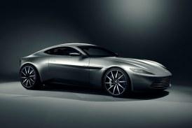 Aston Martin: la DB10 di James Bond all'asta