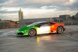 Lamborghini: La Huracan si veste con il Tricolore