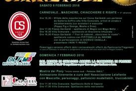 Comitato Corso Sud: ecco il programma del Carnevale 2016