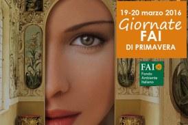 Giornate FAI:  Primavera 2016 , ecco le 900 aperture straordinarie in tutta Italia
