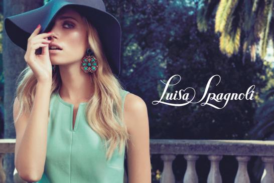 Luisa Spagnoli: arriva la collezione primavera estate 2017
