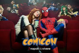 Napoli Comicon Live: in programma 10 concerti, 2 talks e il lancio di Sonorizza-Lize
