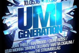 #UMIGENERATION – Save the date!