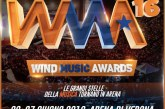 Wind Music Awards 2016: il 6 e 7 giugno all'Arena di Verona