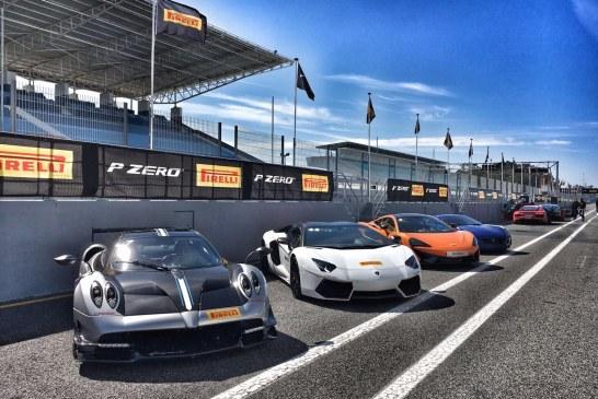 Pirelli: arriva P Zero 2016 l'ultima evoluzione del pneumatico per le supercar