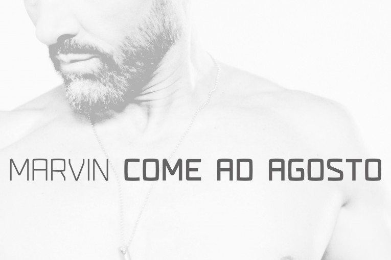 Marvin_Come Ad Agosto_Cover_RGB