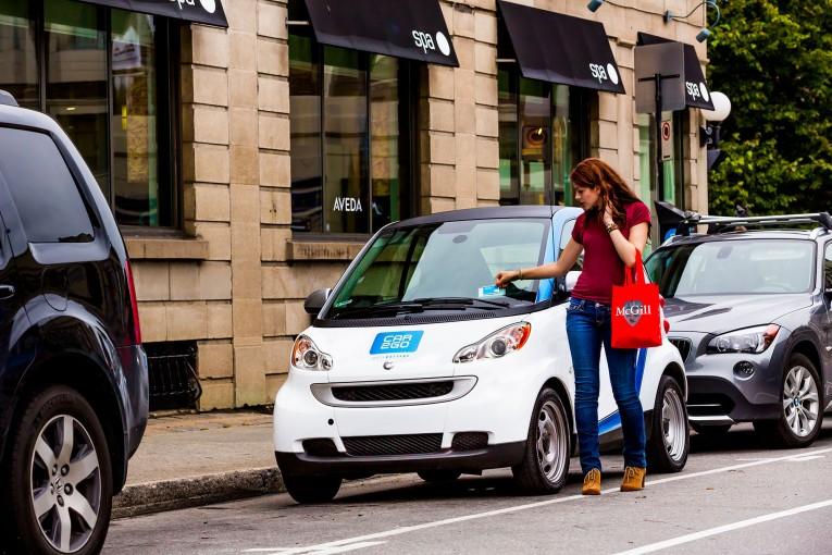 CAR2GO CANADA LTD. - car2go autopartage Introduces a New Service