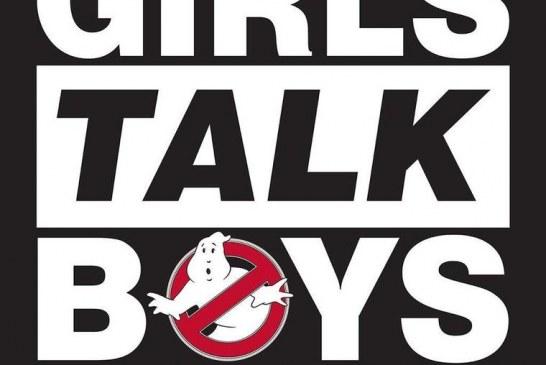 """5 Seconds of Summer: il nuovo singolo """"GIRLS TALK BOYS""""  come colonna sonora del film GHOSTBUSTERS"""