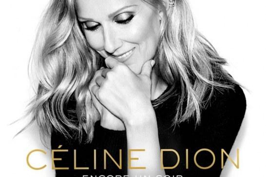 """Céline Dion: dal 26 agosto il nuovo album """"Encore un soir"""""""