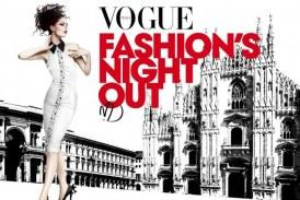 Vogue Fashion's Night Out: sarà solo il 20 settembre a Milano