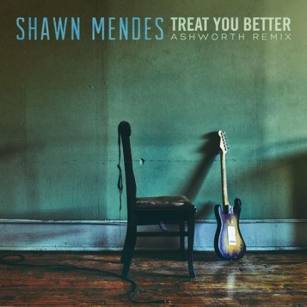 Treat You Better (Ashworth Remix) - Single - Shawn Mendes-430x430