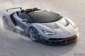 Lamborghini: arriva la nuova Centenario Roadster