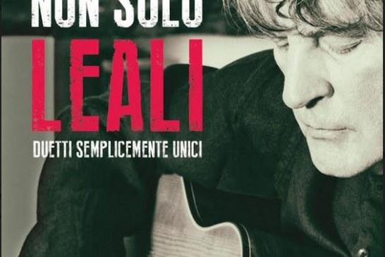 """Fausto Leali: il nuovo album di duetti """"Non solo Leali"""" dal 21 ottobre 2016"""