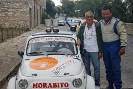 Automobilismo: Domenico Morabito si impone a Erice nelle bicilindriche