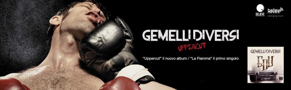 Gemelli diversi uppercut il nuovo album la fiamma il primo singolo iwebradio emozioni - La fiamma gemelli diversi ...