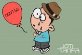 """Jon Tarifa  """"Don't Go"""""""