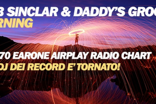 Bob Sinclar & Daddy's Groove – Burning