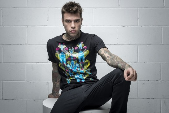 Replay: insieme a Fedez una capsule collection per l'autunno inverno 2016-2017