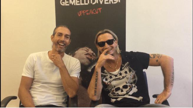 Gemelli diversi uppercut il nuovo album la fiamma il primo singolo iwebradio radio - La fiamma gemelli diversi ...