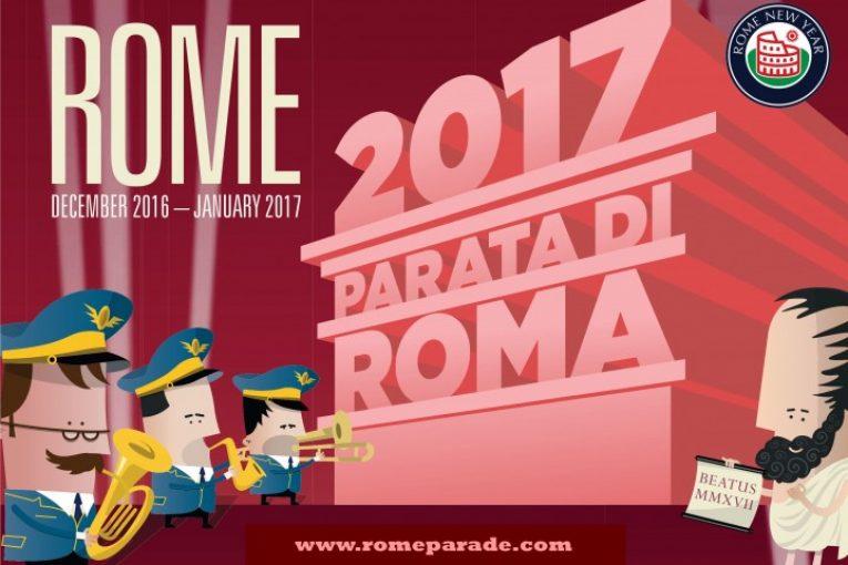 roma parade 2017