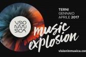 Visioninmusica 2017: il 20 Gennaio Live Erri de Luca & Stefano di Battista Quartet