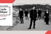 Corde Oblique: il 9 Dicembre in concerto a Roma