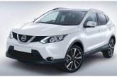 Nissan: per i 10 anni del Qashqai in regalo 10 anni di garanzia