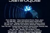 Jamiroquai: sarà l'11 luglio in concerto a Firenze
