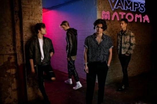 """The Vamps: dal 20 Gennaio in tutte le radio il nuovo singolo """"All Night"""" feat. Matoma"""