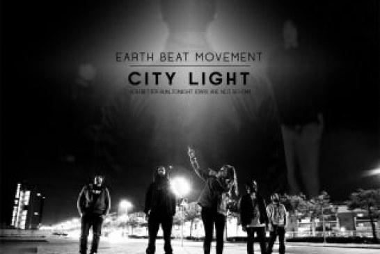 """Earth Beat Movement: in tutte le radio il nuovo singolo """"City Light"""""""
