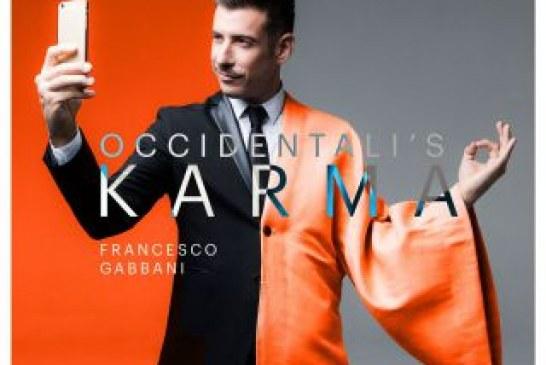 Classifica Singoli Italia 17 febbraio 2017: Francesco Gabbani al Top