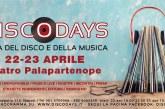 DiscoDays 2017: Annunciate le prime iniziative della XVIII edizione della famosa fiera del vinile e della musica di Napoli