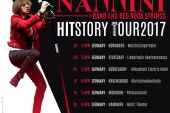 Gianna Nannini: HITSTORY EUROPEAN TOUR , un tour europeo trionfale