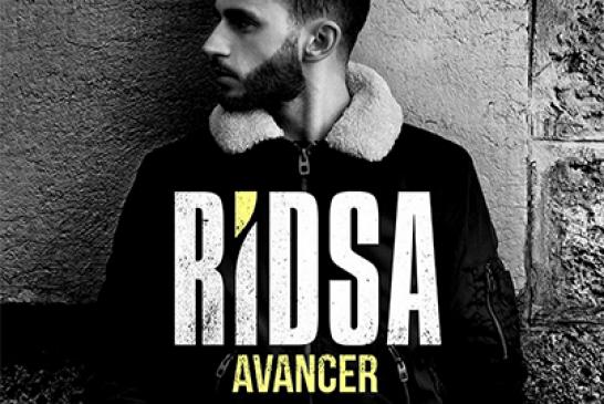 """Ridsa: in rotazione su tutte le radio il nuovo singolo """"AVANCER"""""""