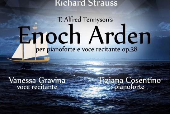 Palladium-Roma Tre: il 24-25 Marzo ospiti Vanessa Gravina e Tiziana Cosentino in ENOCH ARDEN