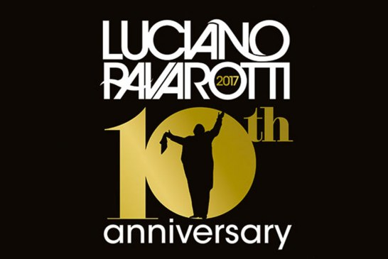 Luciano Pavarotti: aperte le prevendite per l'evento del DECIMO ANNIVERSARIO all'Arena di Verona il 6 Settembre