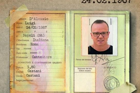 """Gigi D'alessio: in tutte le radio da oggi il singolo """"T'INNAMORI E POI"""""""
