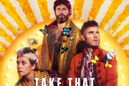 """Take That: arriva in tutte le radio il nuovo singolo """"Giants"""""""