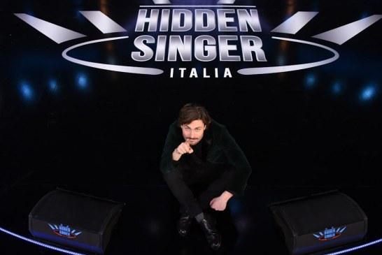 Hidden Singer: sarà Nek il protagonista della quinta puntata, domani alle 21:15 su NOVE