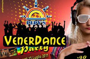 Cover VenerDance Party 2011